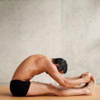 situp bikram yoga
