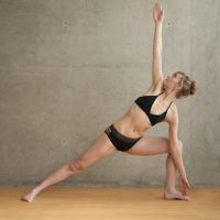Bikram Yoga Triangle Pose Instructions